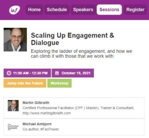 Scaling Up Engagement & Dialogue
